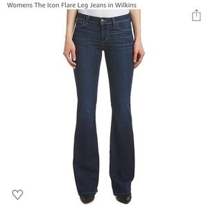 BNWOT! Joe's Jeans The Icon Flare in Wilkins